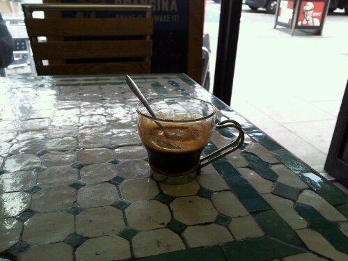 (Closed) D&G Espresso Bar, Whitechapel Road (near Aldgate Easttube)