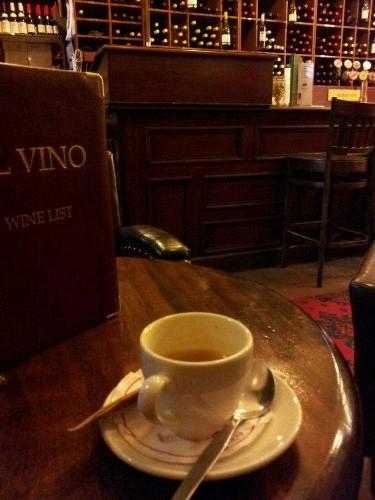 El Vino, Blackfriars